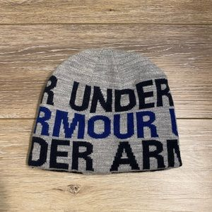 Boy's Under Armour Reversible Beanie